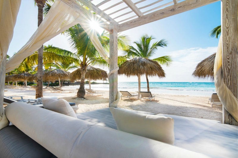 Beach - Eden Roc Cap Cana - Cap Cana Resorts, Dominican Republic