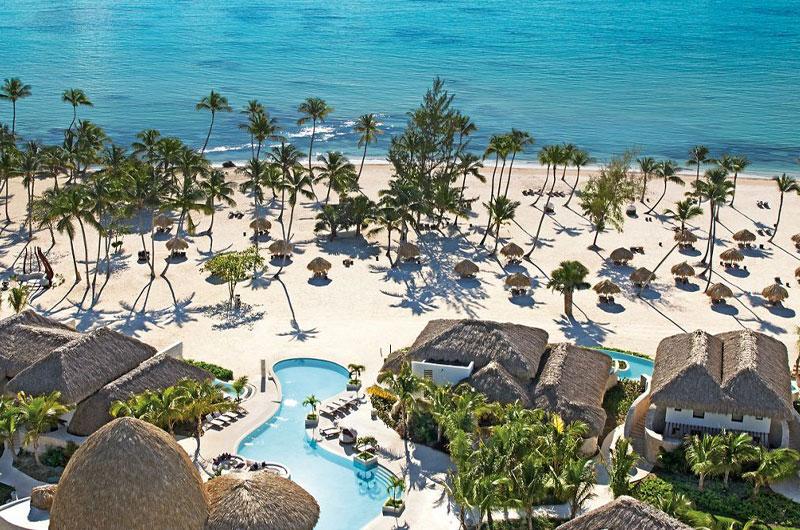 Resort Beach - Secrets Cap Cana - Dominican Republic