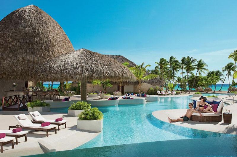 Pool - Secrets Cap Cana - Dominican Republic