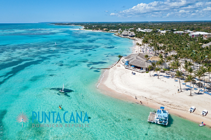Playa Blanca - Beach in Punta Cana, Dominican Republic