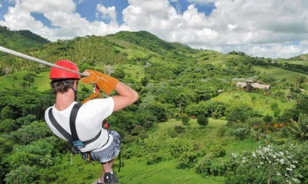 Ziplining Tours in Punta Cana, Dominican Republic