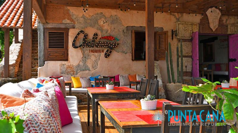 La Cantina - Restaurant - Altos de Chavon - La Romana, Dominican Republic