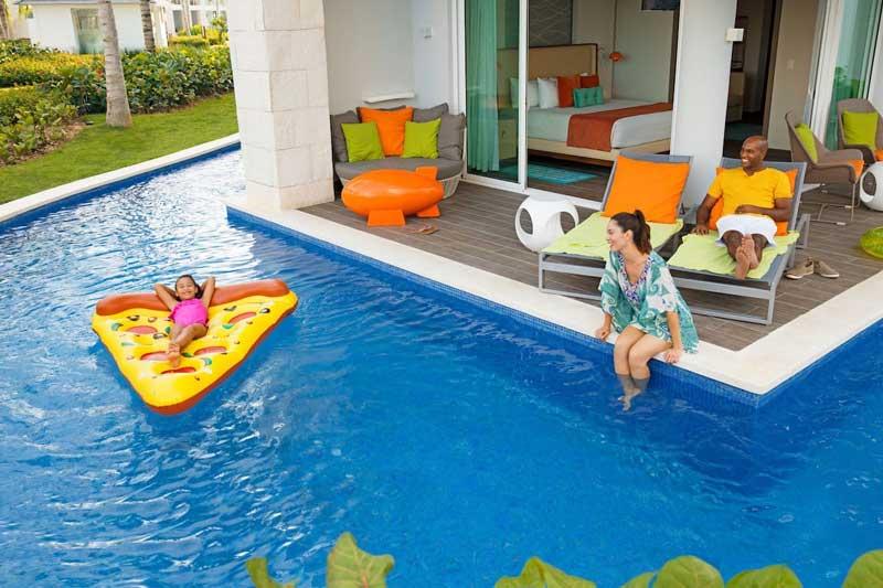 Fun, Family Resort - Nickelodeon Punta Cana - Uvero Alto Beach, Dominican Republic
