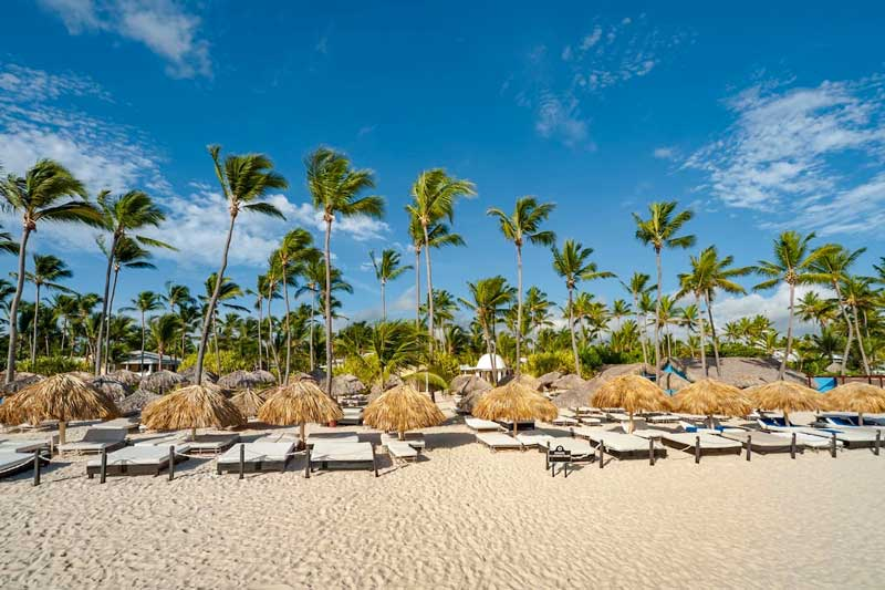 Bavaro Beach - Grand Bavaro Princess - Bavaro Beach, Punta Cana, Dominican Republic