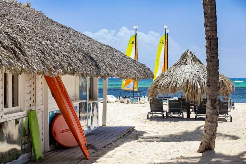 Watersports at Bavaro Beach - Paradisus Palma Real Golf & Spa Resort