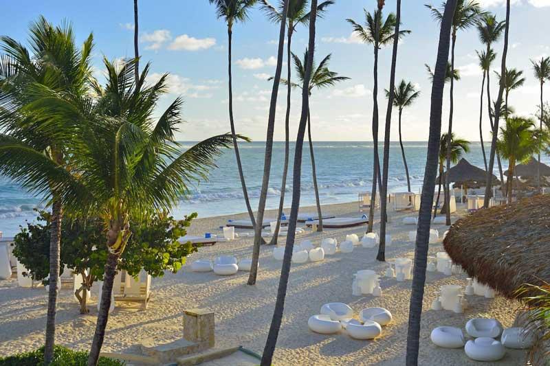 Bavaro Beach - Paradisus Punta Cana Resort - Punta Cana, Dominican Republic