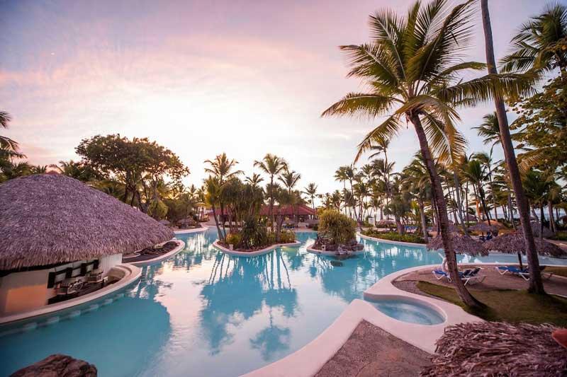 Pool - Grand Bavaro Princess - Bavaro Beach, Punta Cana, Dominican Republic