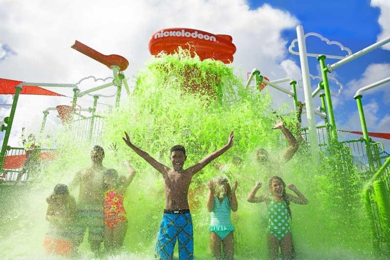 Family Fun @ Nickelodeon Punta Cana - Uvero Alto Beach, Dominican Republic