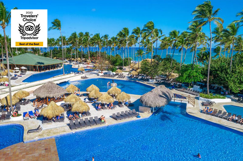 Best Punta Cana Family Resorts - Grand Sirenis - Dominican Republic