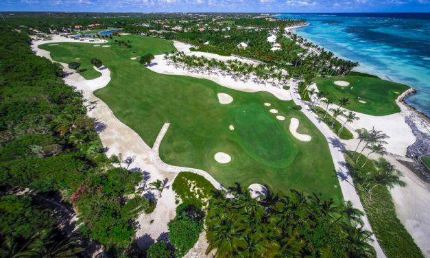 La Cana Golf Club <BR>Punta Cana, Dominican Republic