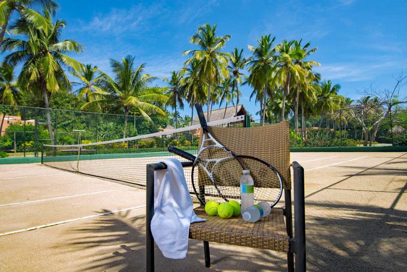 Tennis court - Le Sivory Punta Cana - Punta Cana, Dominican Republic