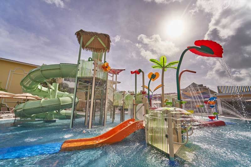 Kid's water playground - Bahia Principe Luxury Esmeralda
