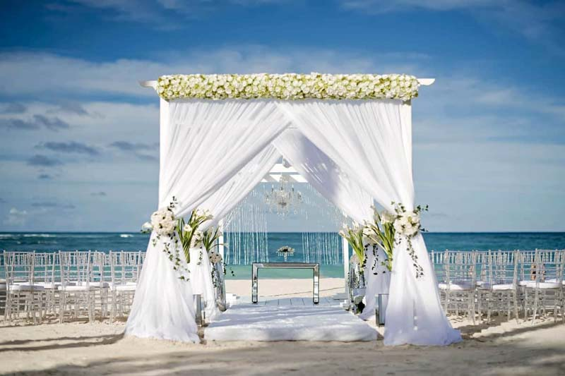 Punta Cana Beach Wedding - Iberostar Grand Bavaro - Punta Cana, Dominican Republic