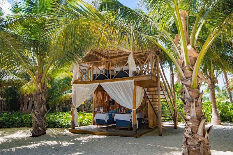 Massage on the Beach - Adults Only Beachfront Resort - Catalonia Royal Bavaro
