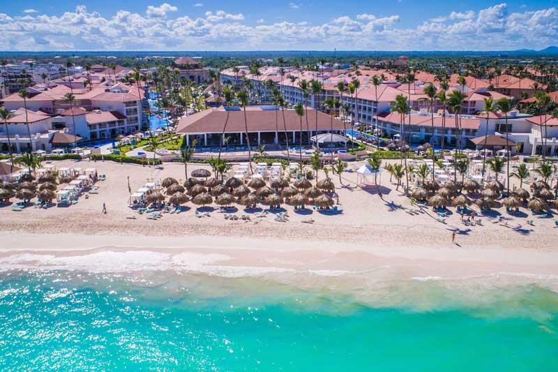 Arena Gorda Beach, Punta Cana,Dominican Republic