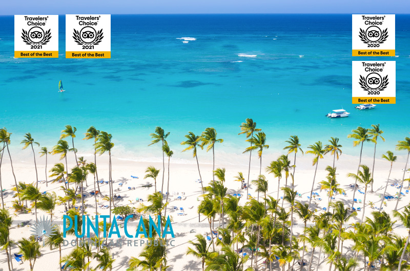 Best Beaches in Punta Cana 2021 - Bavaro Beach