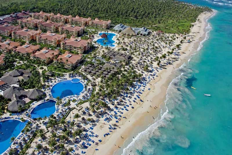 Beach at Resort - Bahia Principe Fantasia Punta Cana - Punta Cana, Dominican Republic