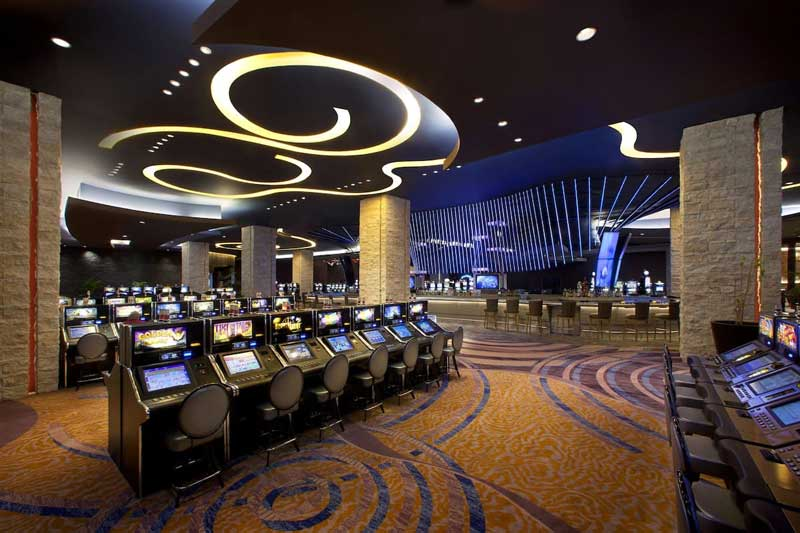 Casino - Hard Rock Hotel & Casino Punta Cana - Punta Cana, Dominican Republic