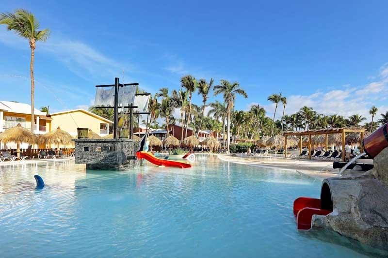 Family Fun Resort - Grand Palladium Punta Cana Resort & Spa - Punta Cana, Dominican Republic