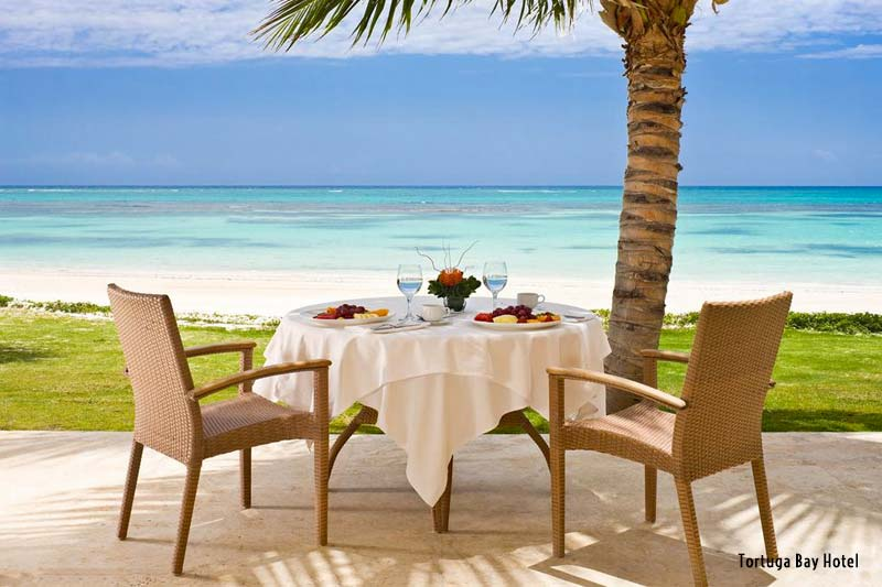 Punta Cana Food Culture - Tortuga Bay Hotel - Punta Cana, Dominican Republic