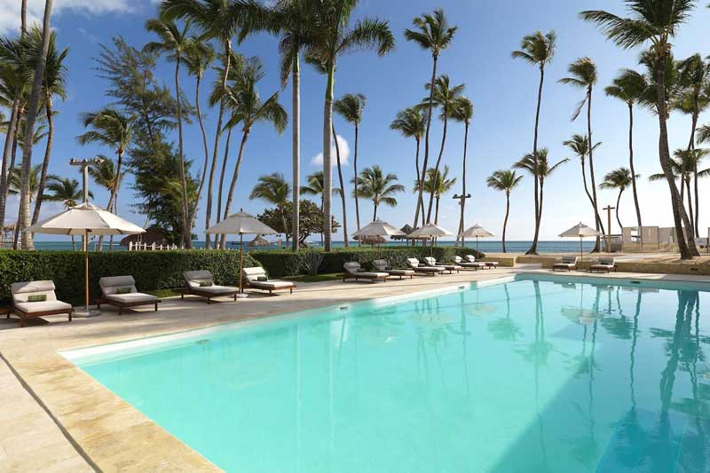 Pool - Melia Punta Cana Beach Resort - Punta Cana, Dominican Republic