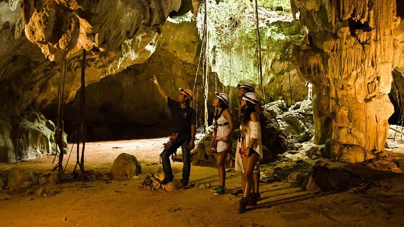 Cave at Scape Park - Things to Do in Punta Cana, Dominican Republic