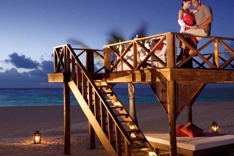 Romance @ Secrets Royal Beach Punta Cana