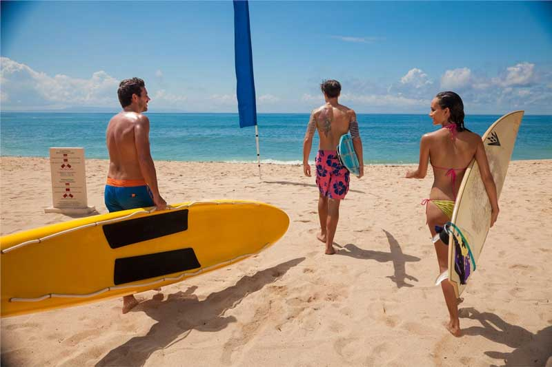 Surfing - Hard Rock Hotel & Casino Punta Cana - Punta Cana, Dominican Republic