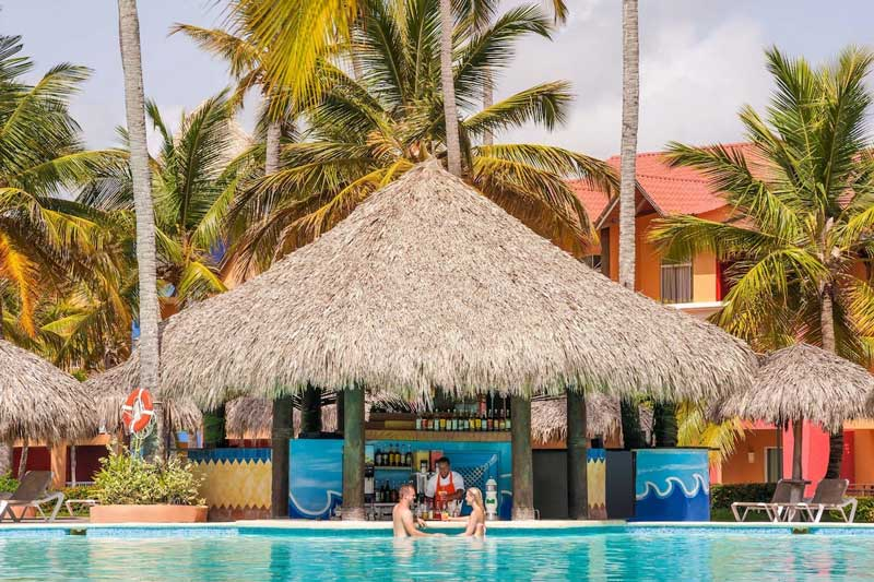 Swim up Bar - The Punta Cana Princess - Bavaro Beach, Punta Cana, Dominican Republic
