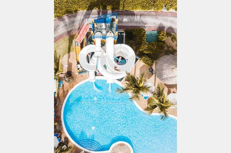 Waterpark @ Hard Rock Hotel & Casino Punta Cana - Punta Cana, Dominican Republic