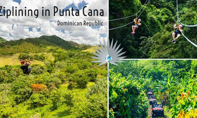 Ziplining Tours in Punta Cana, Dominican Republic