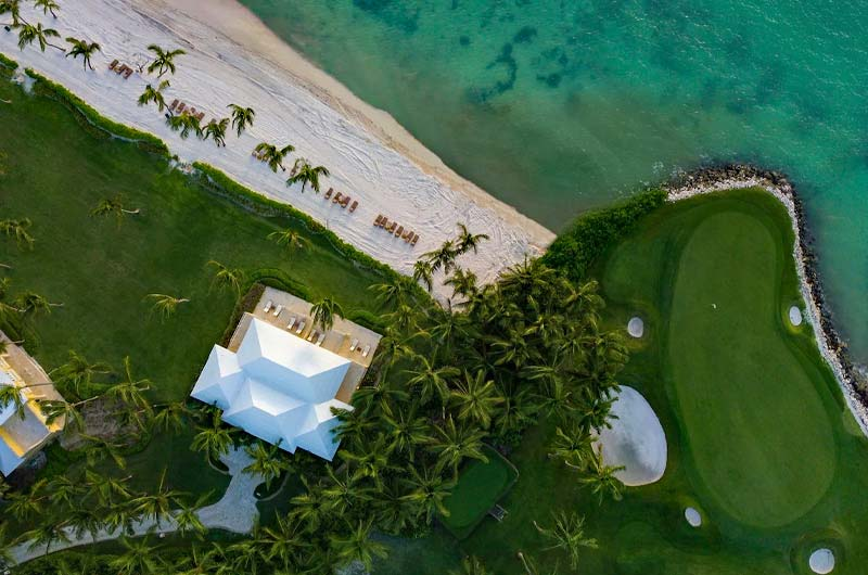 Tortuga Bay Hotel - Top Golf Resorts in Punta Cana, Dominican Republic