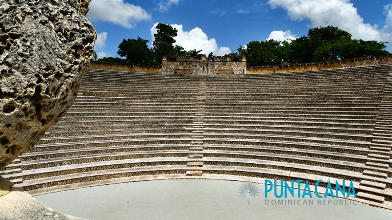 Altos de Chavon Ampitheatre - La Romana, Dominican Republic - Attractions