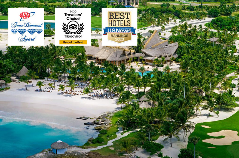 Eden Roc Cap Cana - Best Golf Resorts in Punta Cana, Dominican Republic