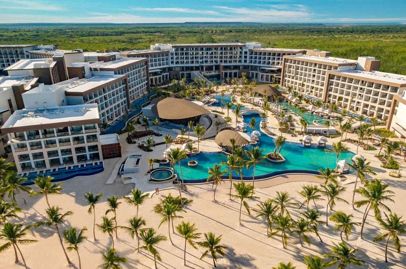 Hyatt Ziva - Beachfront Family Resort in Cap Cana, Dominican Republic