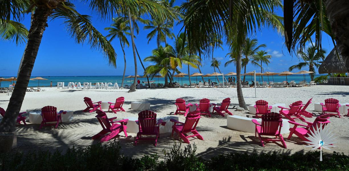 Playa Blanca Beach - Punta Cana, Dominican Republic