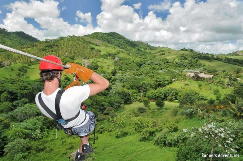 Zipling Tours in Punta Cana, Dominican Republic