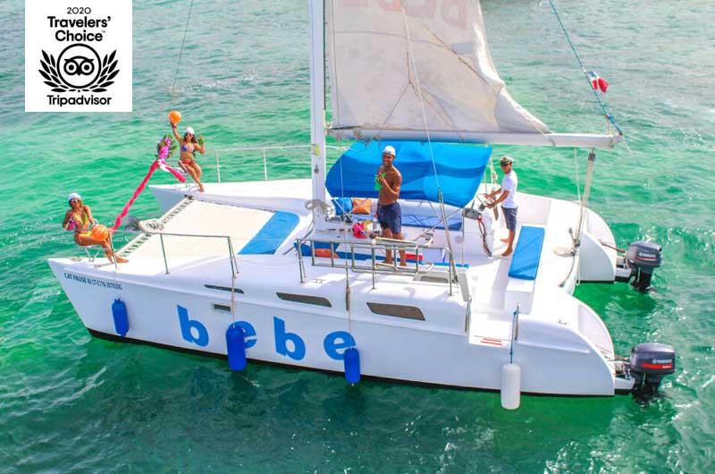 Bebe Catamarans Punta Cana