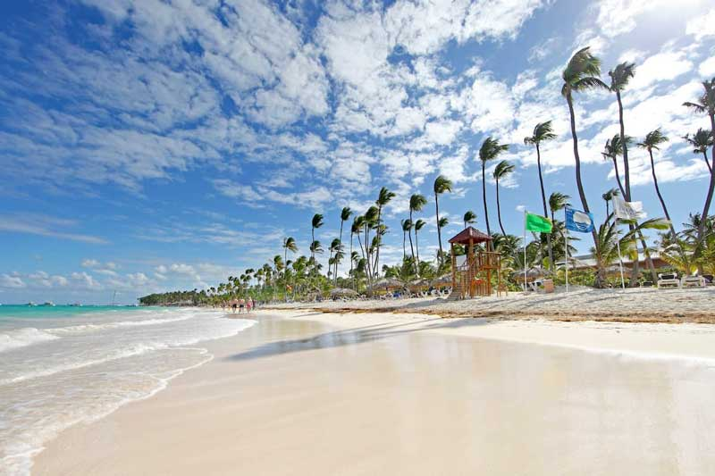 Bavaro Beach - Grand Palladium Punta Cana Resort & Spa - Punta Cana, Dominican Republic