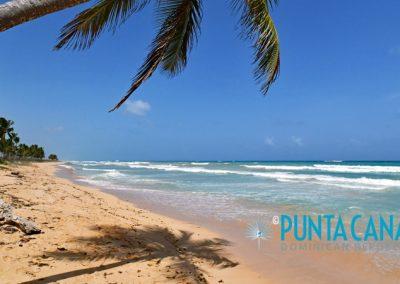 Beautiful beaches in Dominican Republic