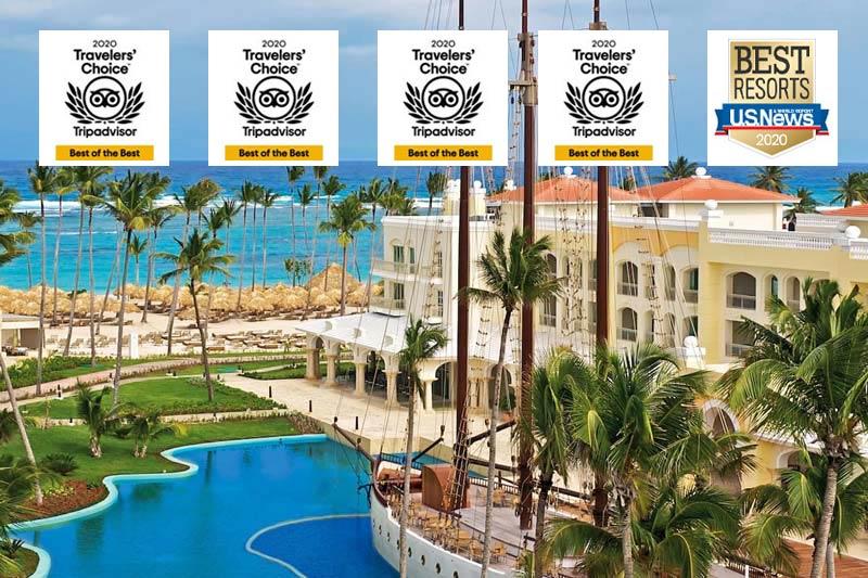 Best Punta Cana All Inclusive Resorts 2020 - Iberostar Grand Bavaro - Punta Cana, Dominican Republic