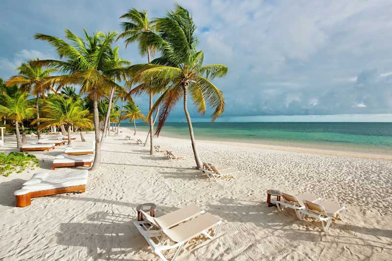 Beach - Catalonia Punta Cana - Cabeza del Toro Beach - Punta Cana, Dominican Republic