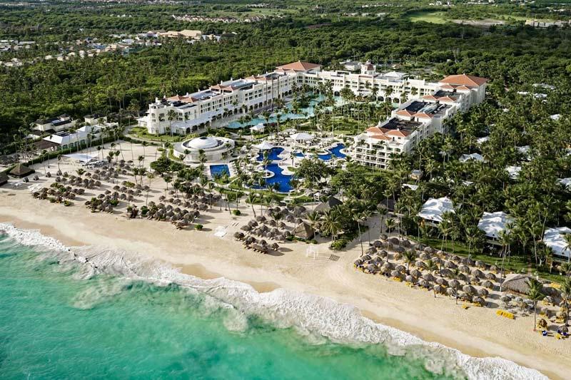 Best Beach Resorts - Iberostar Grand Bavaro - Punta Cana, Dominican Republic