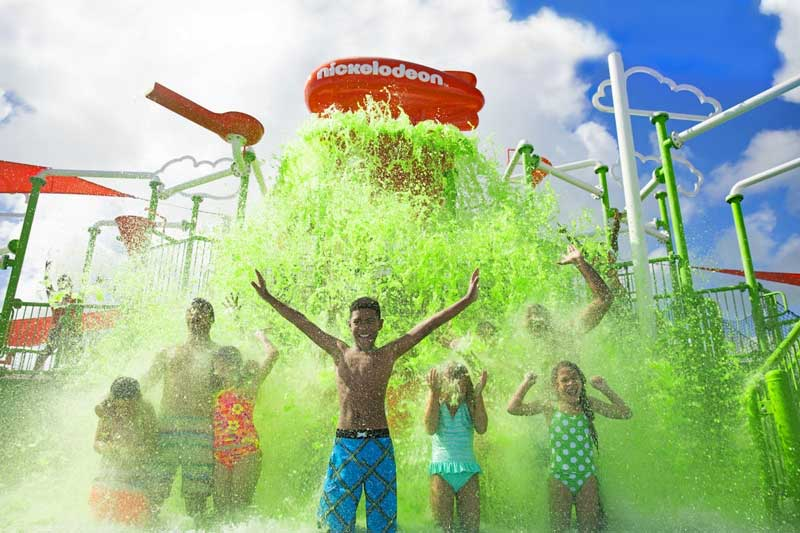 Family Fun @ Nickelodeon Punta Cana - Uvero Alto Beach, Dominican Republic