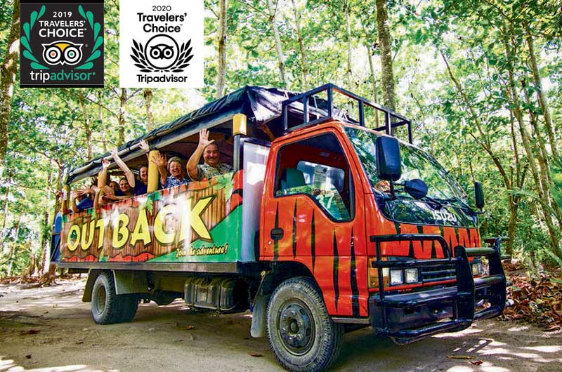 Outback Adventures - Punta Cana Best Safari Tours - Dominican Republic