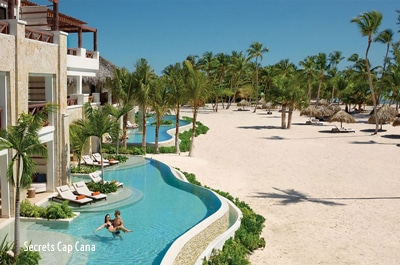 Best Resorts in Juanillo Beach - Cap Cana - Punta Cana, Dominican Republic