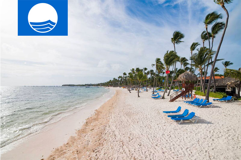 Cabeza del Toro Beach (Blue Flag) @ Natura Park Beach Eco Resort & Spa - Punta Cana, Dominican Republic