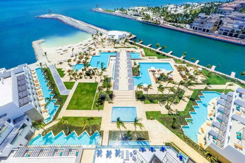 TRS Cap Cana Hotel - Cap Cana, Punta Cana, DR