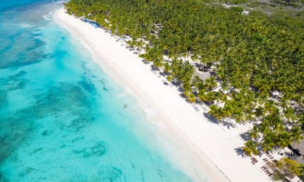 Isla Saona (Saona Island), Dominican Republic <BR>One of the Best Day Trips from Punta Cana