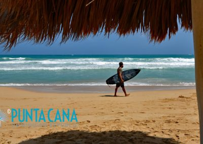 Going Surfing - Macao Beach - Punta Cana, Dominiican Republic